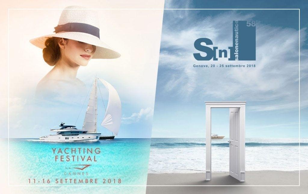 Princess Yachts annuncia un'eccezionale gamma in display ai Saloni di Cannes e Genova, incluse tre novità mondiali