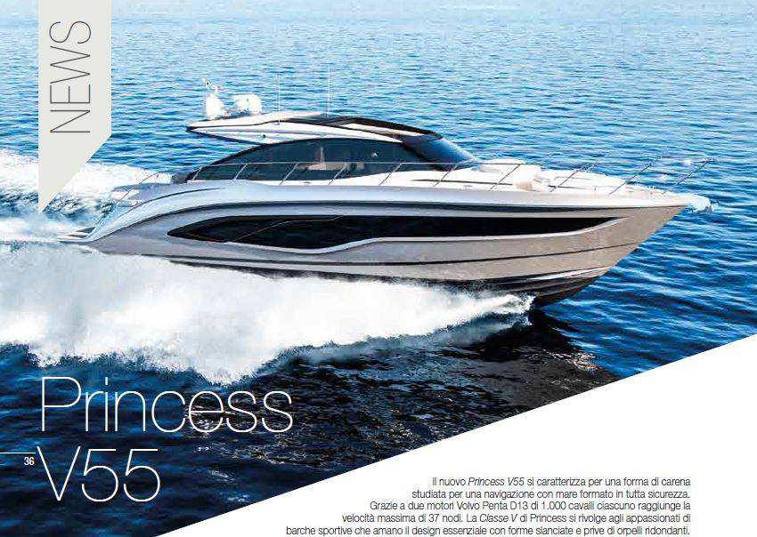 New Princess V55