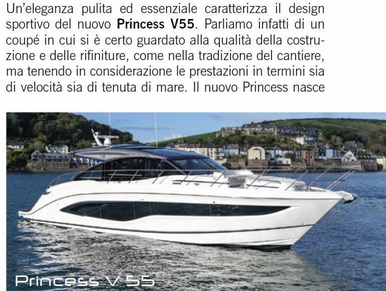 News Genova Boat Show: V55