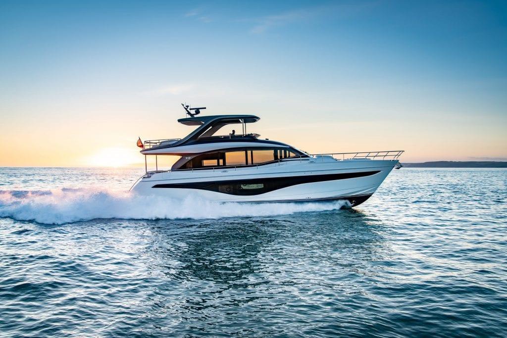 Princess Yachts annuncia il lancio del nuovo Y72
